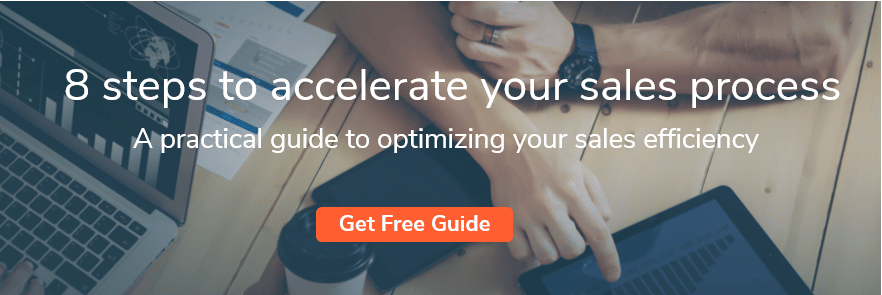 8 Steps to Accelerate Your Sales Process