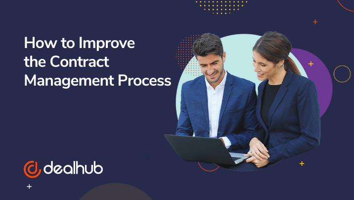 how to improve the contract management process